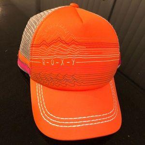 Roxy Hat Women's SnapBack Beach/Surfer Girl